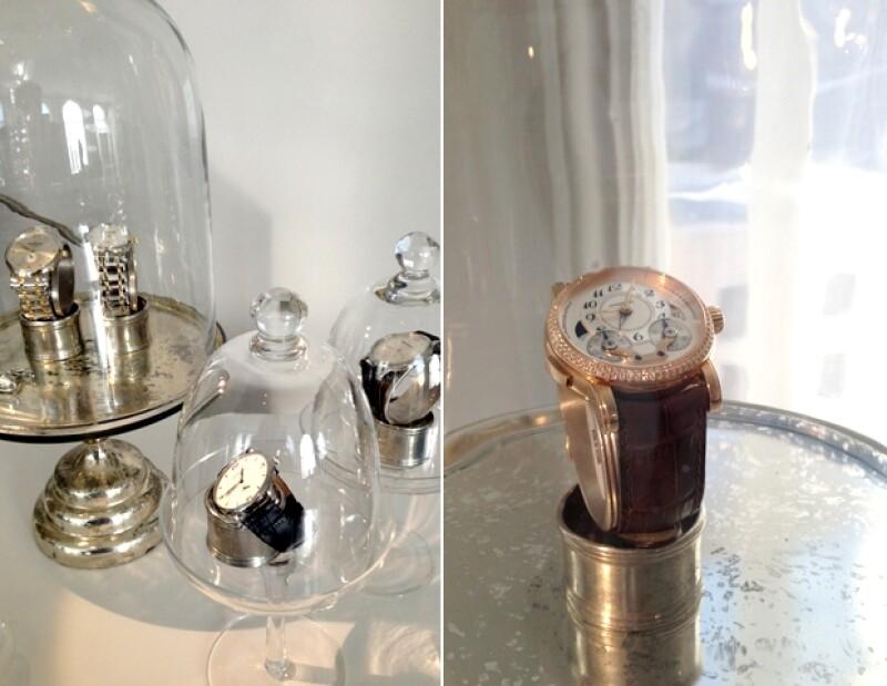 Relojes de la colección Nicolas Rieussec
