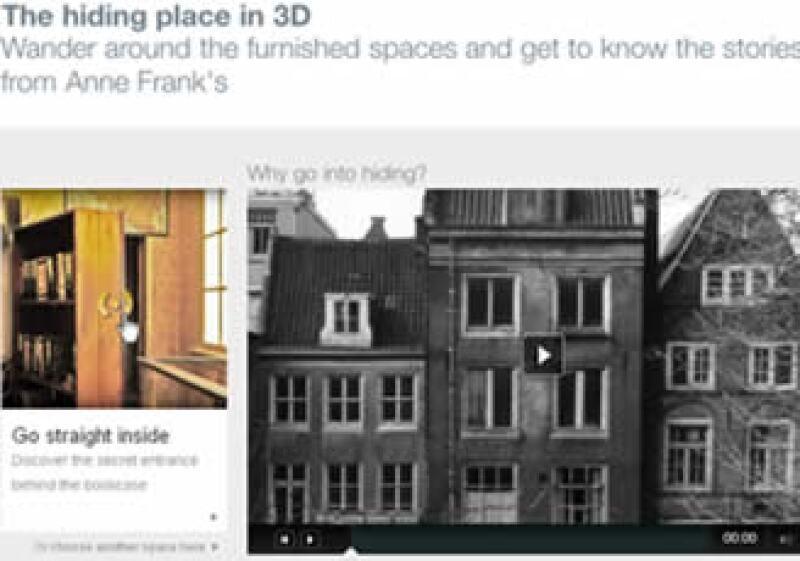 Ana Frank murió en el campo de concentración de Bergen-Belsen en 1945. (Foto: Página oficial del museo)