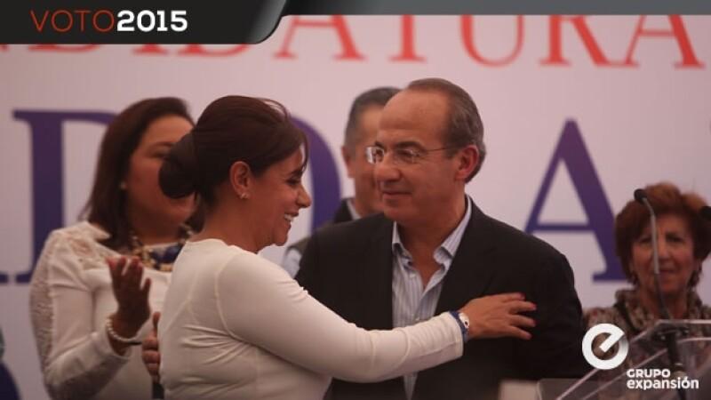 Felipe Calderón y Cocoa
