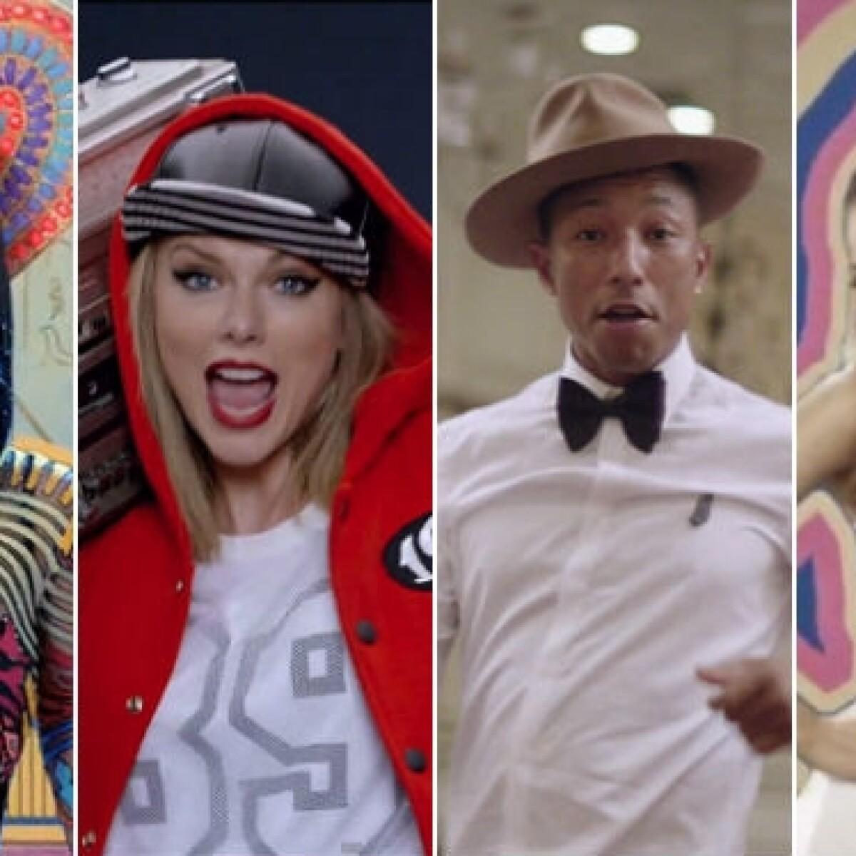 Las canciones más exitosas del año