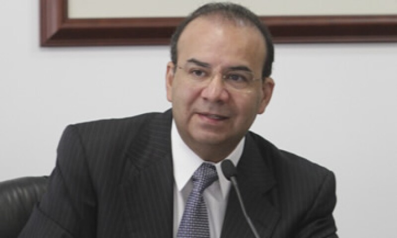 Navarrete consideró necesario desarrollar nuevas políticas que impulsen la economía nacional. (Foto: Cuartoscuro)