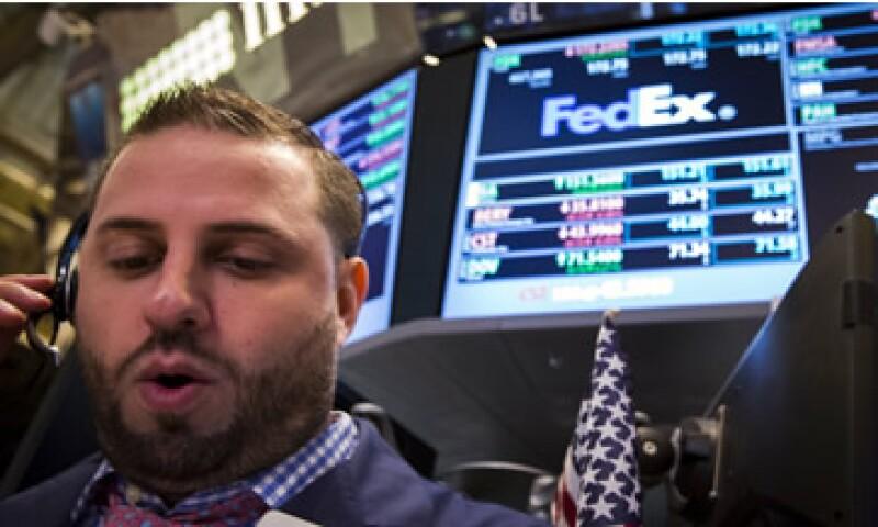 El Nasdaq bajó 0.15%. (Foto: Reuters )
