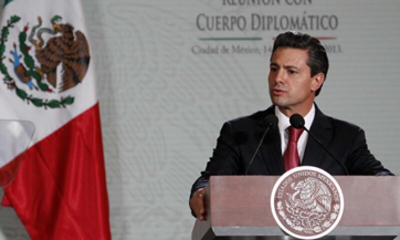 Enrique Peña Nieto advirtió que este programa estará sujeto a una permanente evaluación por órganos autónomos. (Foto: Notimex)