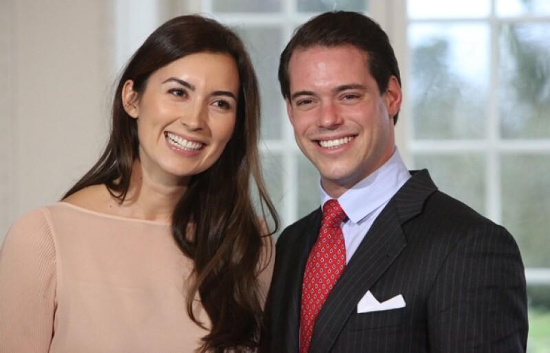 Será el 17 de septiembre cuando el príncipe y su prometida Claire Lademacher unan sus vidas parar siempre.