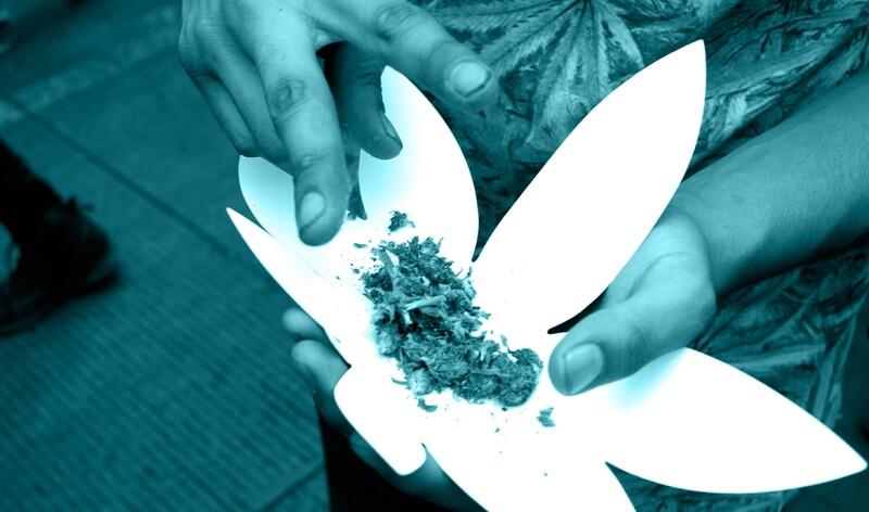 Legalización drogas