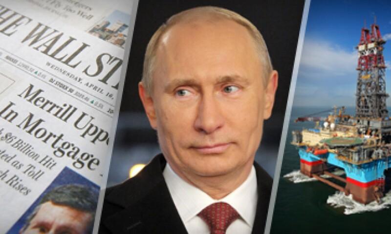 La caída de los petroprecios ha golpeado los presupuestos de varios países, como Rusia. (Foto: Especial)