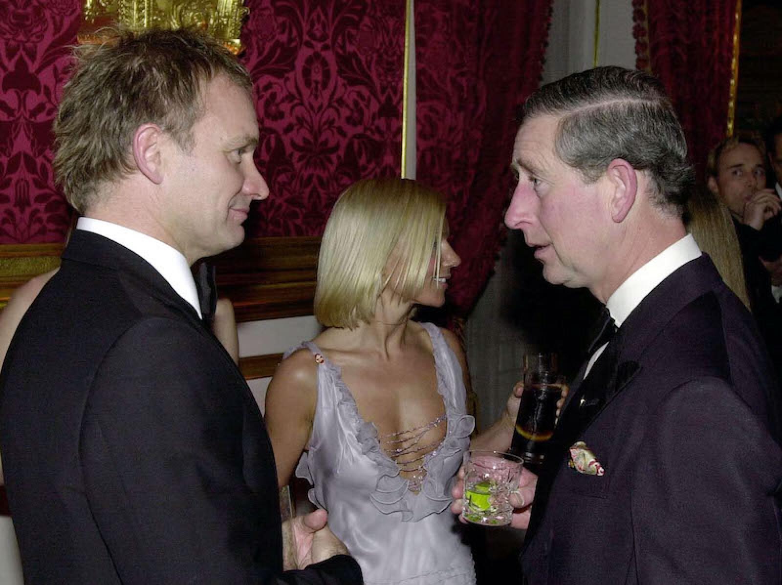 Prince Charles & Sting