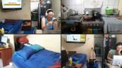 Vivir el aislamiento social en un departamento de 15 metros cuadrados