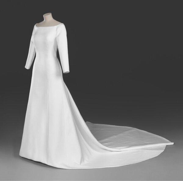 Vestido novia de Meghan iglesia