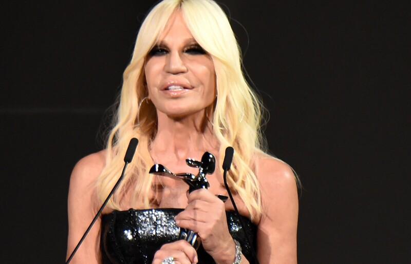 Donatella Versace - Destacda