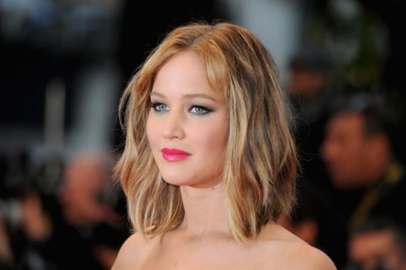 Forbes lanzó el listado anual de las celebridades mejor pagadas en la industria del cine y por segundo año consecutivo Jennifer Lawrence encabeza la lista.