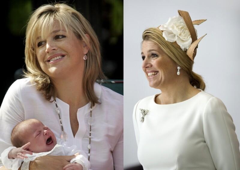Peinado: antes y ahora.
