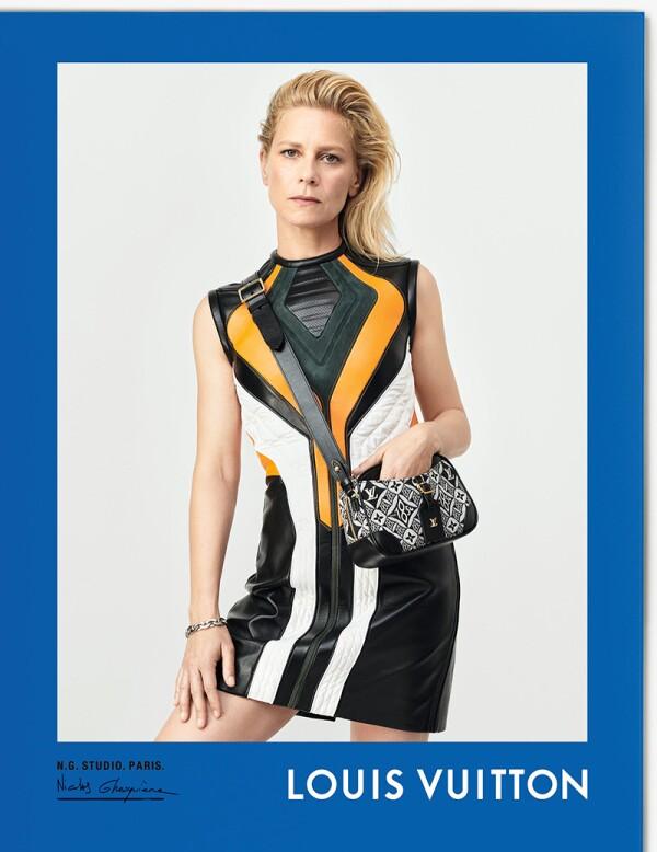 Foto: Louis Vuitton FW20, Marina Fois