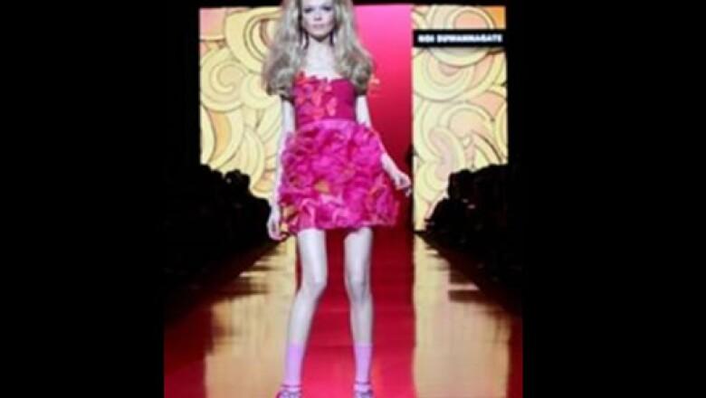 Ahora todas las mujeres podrán ser unas muñecas, vistiendo los diseños exclusivos de Barbie.
