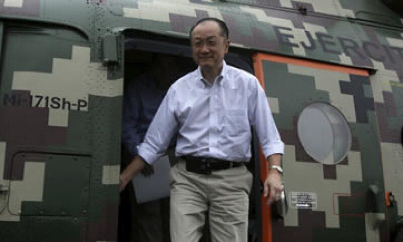 Jim Yong Kim dijo que el BM adopta un sistema de financiamiento basado en resultados. (Foto: Reuters)