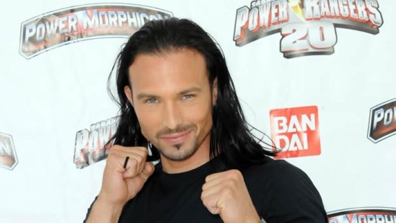 Ricardo Medina, que interpretó al 'Power Ranger' Rojo, fue detenido por la muerte de un hombre