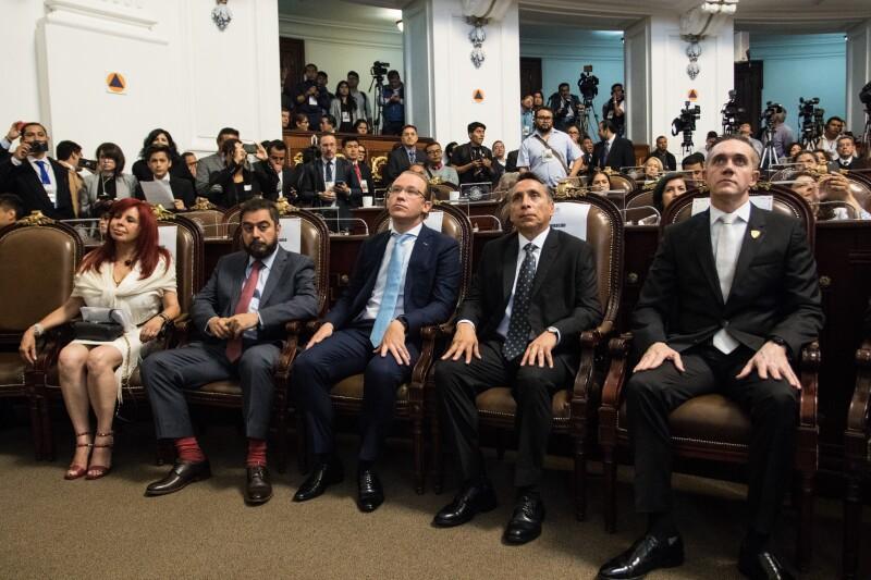 Alcaldes de la CDMX