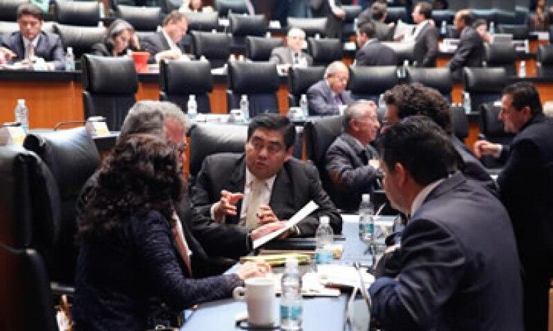 Senadores prevén una discusión larga e intensa de la reforma fiscal. (Foto: Cuartoscuro)