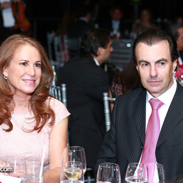 Alejandra Garza de Landeros y Armando Landeros