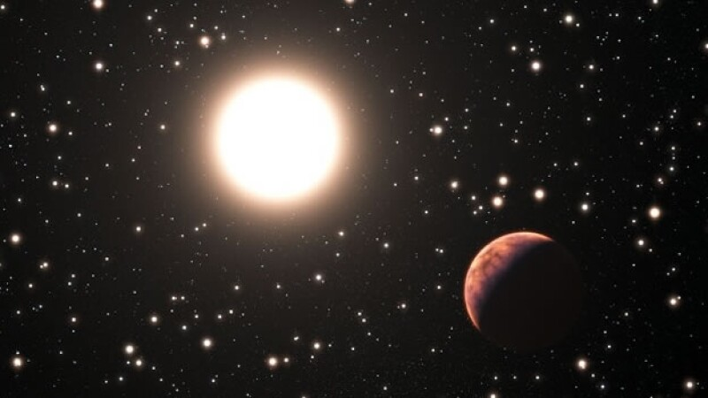 planeta orbita gemelo del Sol