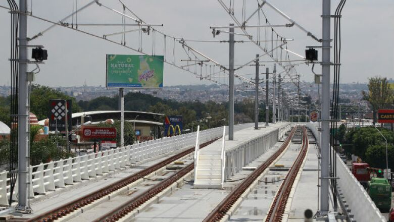 L�nea 3 del Tren Ligero de Guadalajara 5