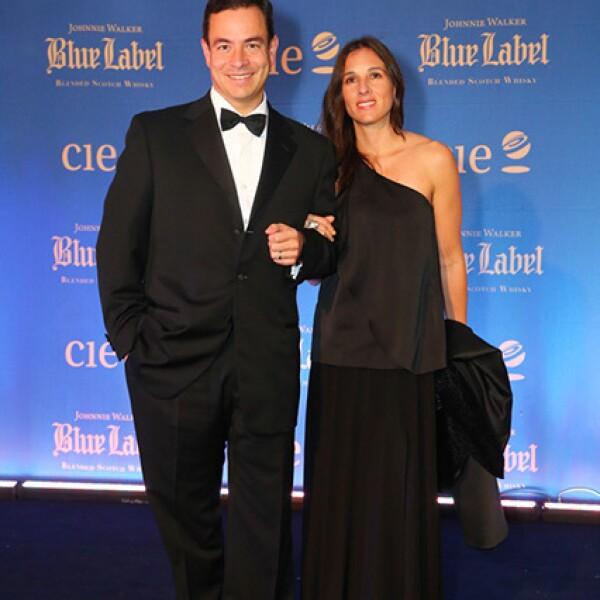 Paulo y Fernanda Carreño