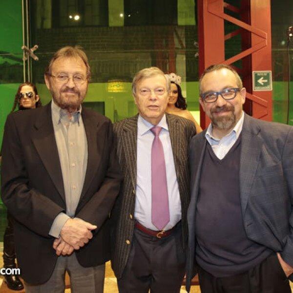 David Filler,Eduardo Luis Feher,Daniel Bross