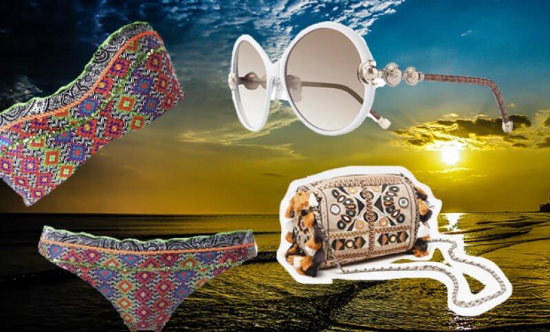 Shamballa, es una de las marcas que hacen de sus lentes piezas de alta joyería, al hacerlos con oro y otros metales preciosos.