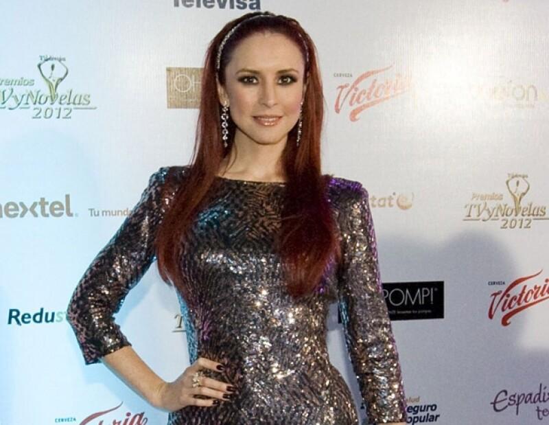 La actriz aclaró que a pesar de los rumores que aseguraban su matrimonio con Pedro Ortiz de Pinedo estaba en crisis, ella sigue felizmente casada y con planes de convertirse a corto plazo en madre.