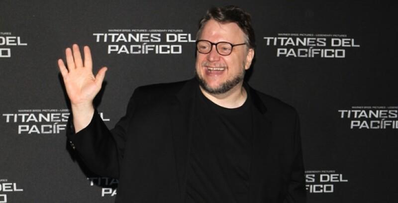 Guillermo del Toro quiso hacer el estreno mundial en México.