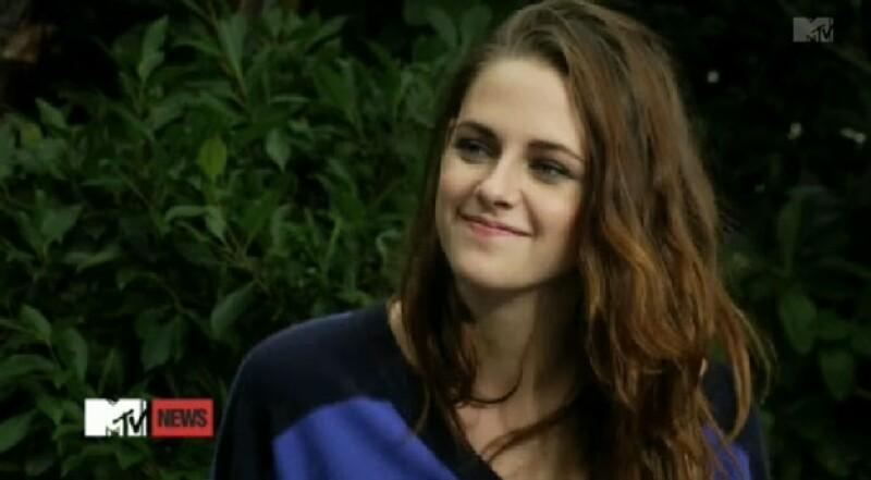 """Kristen Stewart dijo que su disfraz intentaba imitar a Natalie Portman en una parte de la película """"Closer""""."""