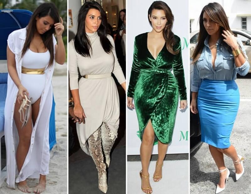 Tal parece ser que Kanye West no sólo le ha hecho ganar unos kilitos demás sino que ha sido el responsable de que pierda su estilo.