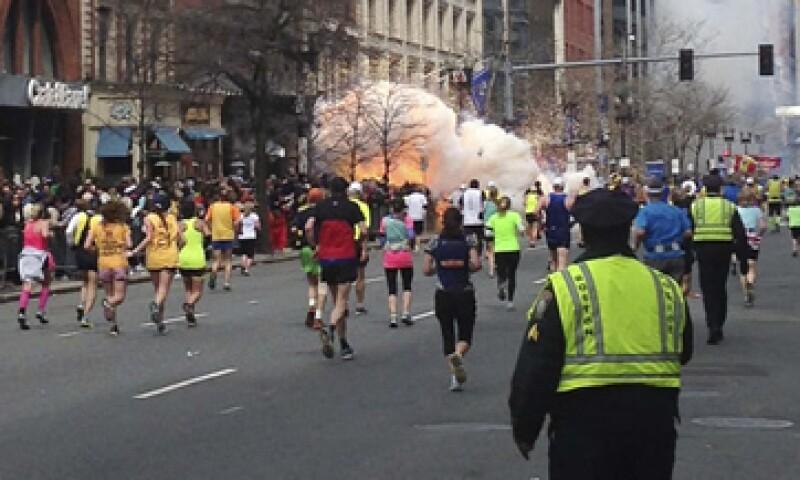 La policía no ha dado a conocer la causa de las explosiones, dos de las cuales ocurrieron alrededor de las 14:45, hora local. (Foto: Reuters)