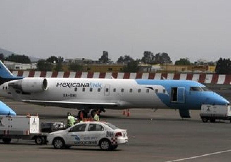 Mexicana transportó 11.1 millones de pasajeros en el 2009. (Foto: AP)