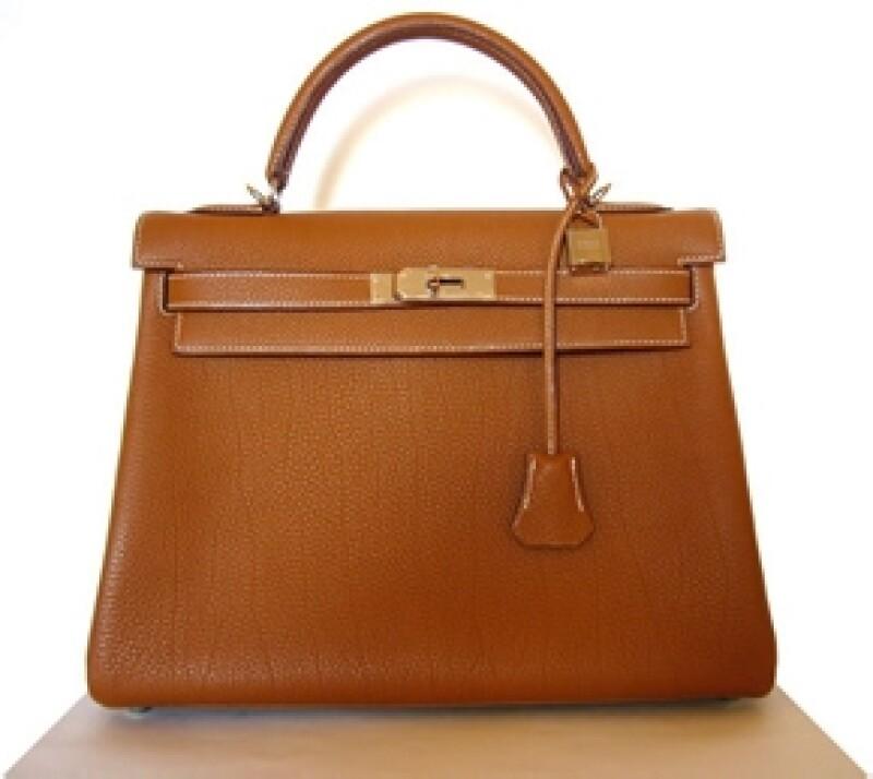 Bolsa Kelly de Hermès.