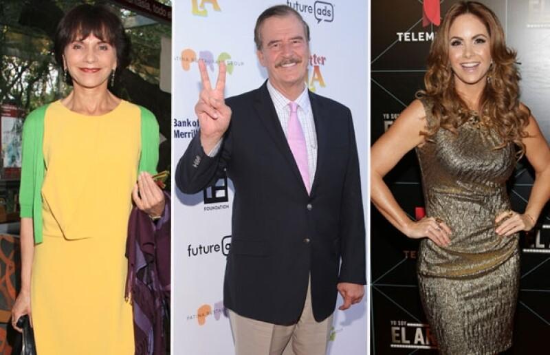 """Pati Chapoy, Lucero, Vicente Fox y David Bisbal son algunos de los famosos más recordamos por sus """"resbalones"""" en la red social que no perdona nada."""