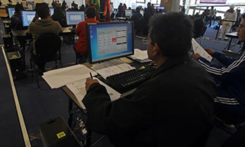 El Tribunal Supremo Electoral de Bolivia confirmó el triunfo del No. (Foto: EFE)