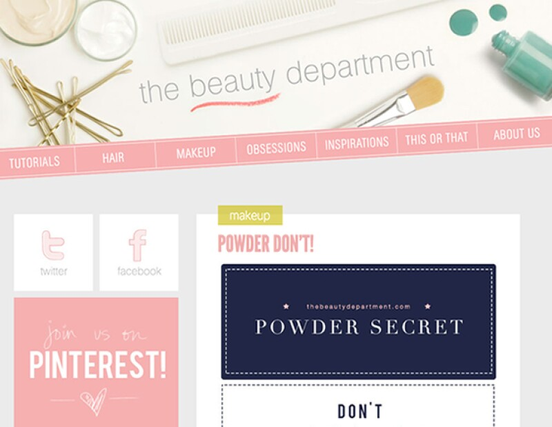 Thebeautydepartment.com
