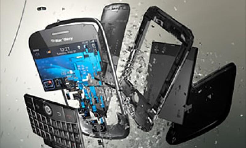 Aunque BlackBerry tiene todavía 700 millones de clientes, su 'época dorada' ya quedó en el pasado. (Foto: Cortesía Fortune)