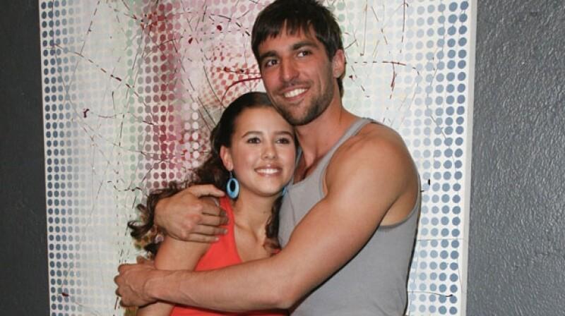 Paulina Goto y Osvaldo de León son dos de los personajes principales en el melodrama.
