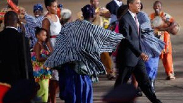 Luego de visitar Rusia e Italia con el fin de hacer negociaciones, el presidente Barack Obama tuvo una muy buena recepción en el país africano.