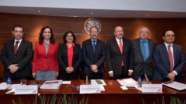 Comité Coordinador del SNA