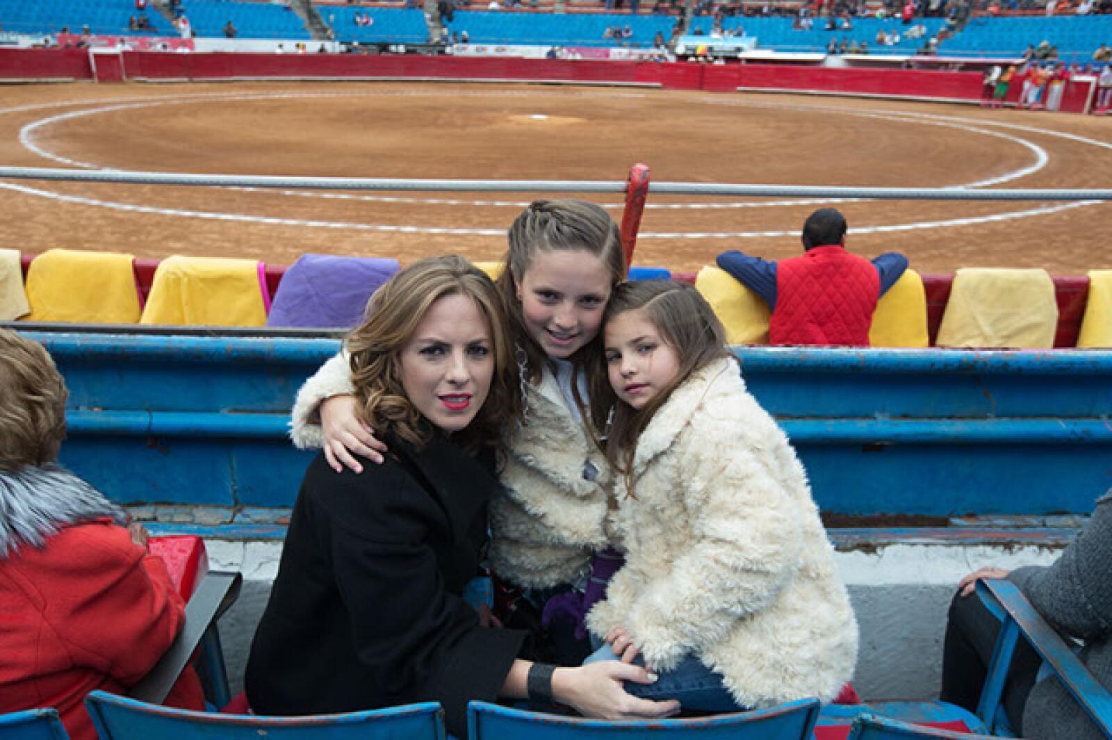 Fernanda de Casas,Begoña Casas,Daniela Casas