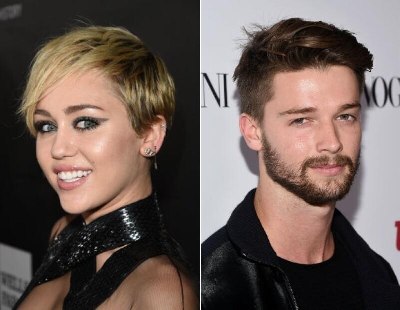 La cantante y el hijo del ex gobernador de California estuvieron juntos el fin de semana en el departamento del joven modelo, por lo que se especula, podría tratarse de una nueva relación.