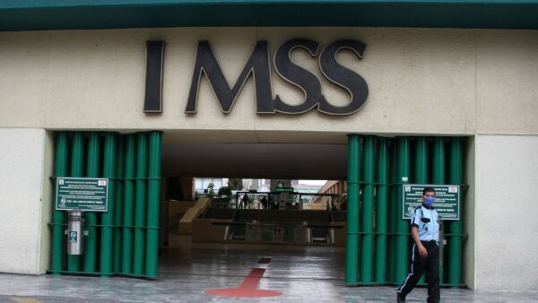 IMSS coronavirus