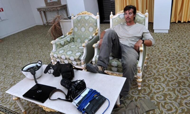 Foley fue secuestrado en noviembre de 2012 durante un viaje al norte de Siria. (Foto: AFP)