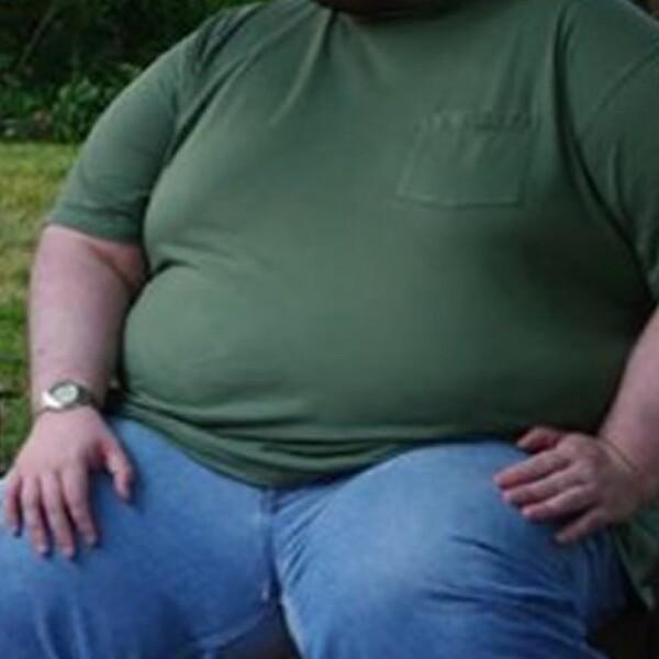 Brian Flemming, adicto al alcohol y con problemas de obesidad, encontró la voluntad para cambiar su vida en un juego de dibujo
