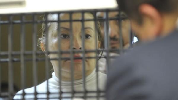 El juez federal Alejandro Caballero determinó que existen elementos para que la ex dirigente sindical de los profesores sea llevada a juicio.