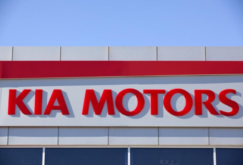 Logo de Kia Motors