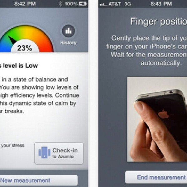 stress check app